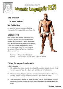 10. Idiomatic Use, on steroids-page-001