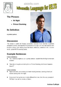 4. Idiomatic Use, Mr Right-page-001