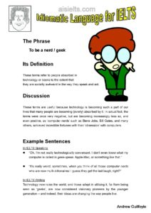 5. Idiomatic Use, nerds and geeks-page-001