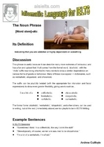 6. Idiomatic Use, olic-page-001