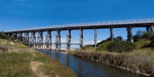 8. Decline, Trestle Bridge