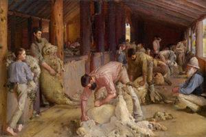 Shearing the Rams