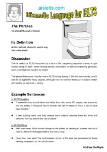 16. Idiomatic Use, call of nature-page-001