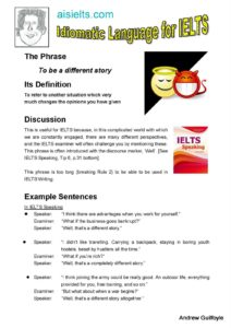 18. Idiomatic Use, a different story.-page-001